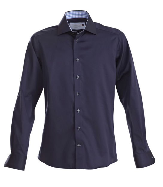 JH&F Red Bow 20 Regular Fit Navy/Sky 4XL