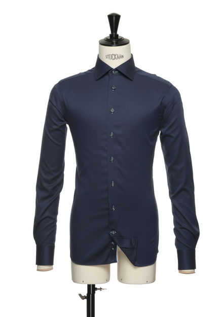 JH&F Red Bow 20 Slim Fit Navy/Sky S