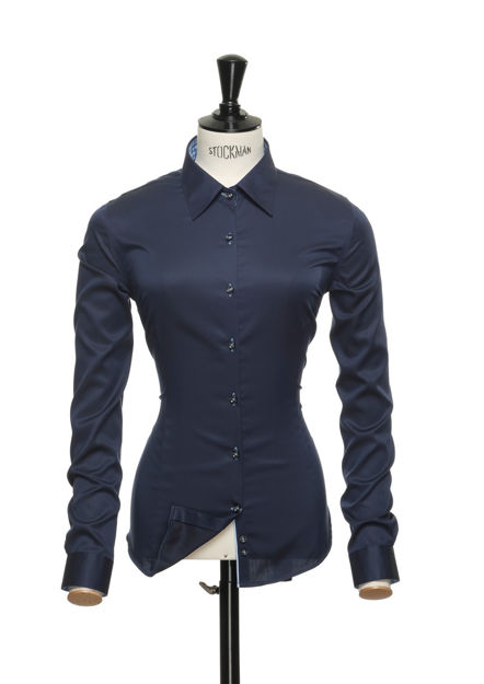 JH&F Red Bow 20 Woman Navy/Sky XL