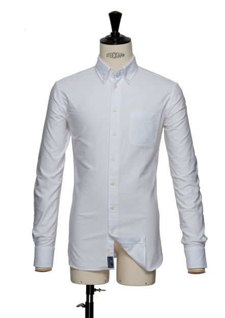 JH&F Indigo Bow 30 Slim Fit White S