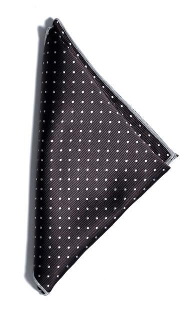 JH&F Handkerchief Black 0