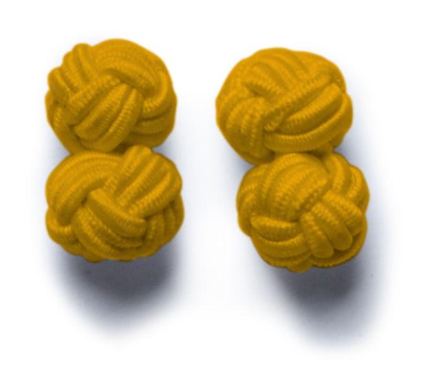 JH&F Cufflinks Orange 0