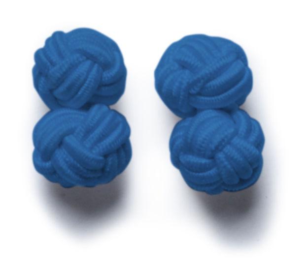 JH&F Cufflinks Blue 0