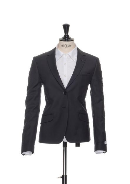 JH&F Classic Blazer Woman Black 32